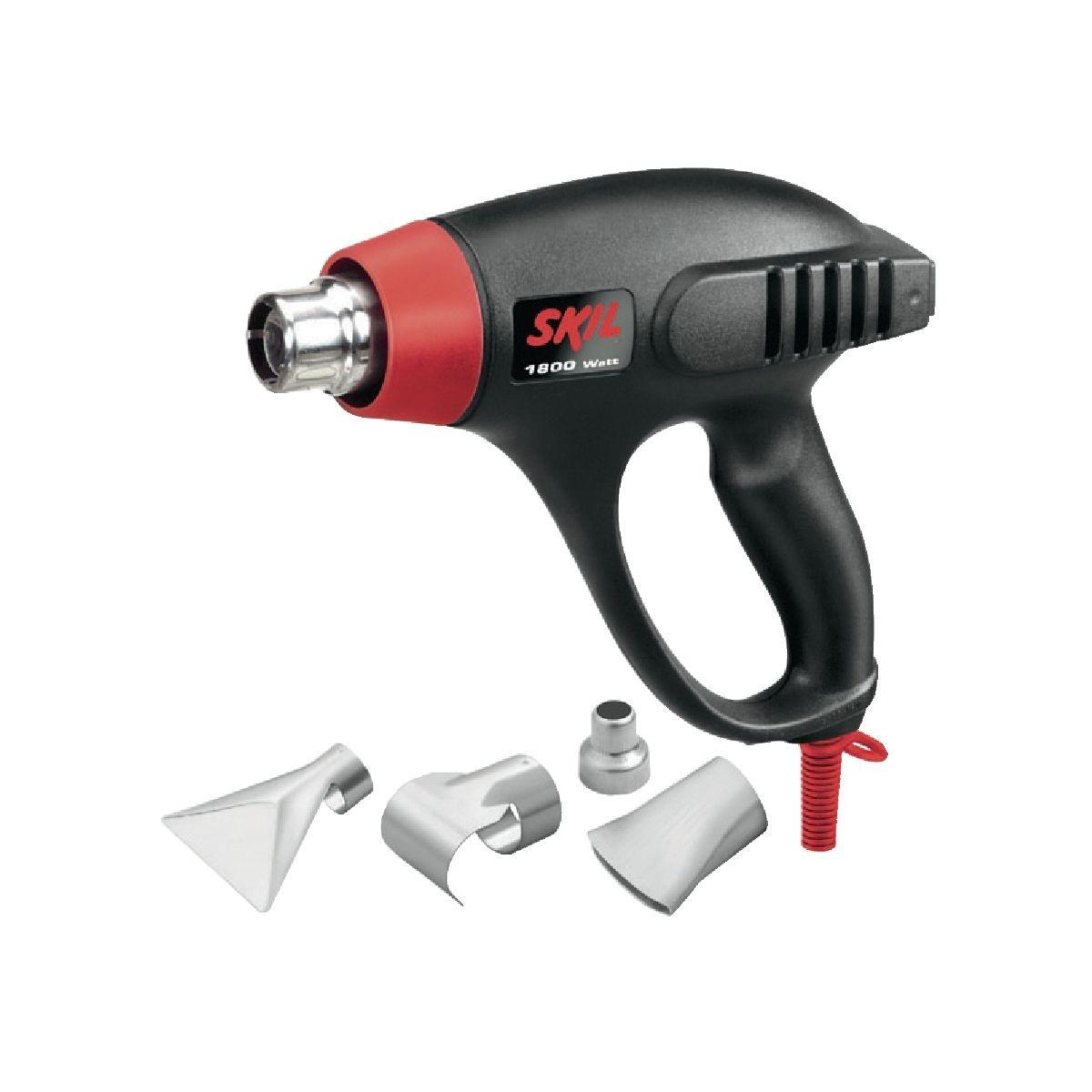 En soldes les petits plus de ce d capeur thermique 8003 dc de la marque skil un outil - Decapeur thermique sans fil ...