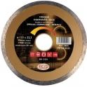 Disque diamant lisse - Ø 115mm - SCID