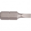 Embout Trempe dure Plat SL3,5 - 25 mm - Riss
