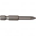 Embout Trempe dure Pozidriv PZ1 - 50 mm - Riss
