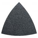 Feuille abrasive auto-agripante - Grain 60 - Lot de 5 - Fein