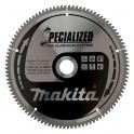 Lame de scie à onglet métaux non ferreux - Ø 260 mm - 100 dents - Makita