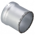 Scie trépan à concrétion carbure - 60 mm - Ø 67 mm - SCID