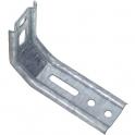 Equerre pose de menuiserie - 70 x 55 x 30 mm - Torbel Industrie