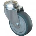Roulette à œil pivotant  - Ø 50 mm - Série S20 - Caujolle