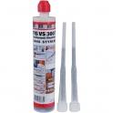 Résine de scellement grise - 300 ml - Vinylester FIS VS 300 T - Fischer