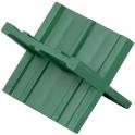Espaceur de lames de terrasse - Boîte de 12 pièces - Spax