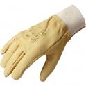 Gant de soudeur - manchette 150 mm - La paire - Eurotechnique