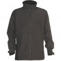 Veste polaire noir - Softshell - Dickies