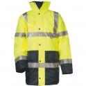 Parka jaune / noire haute visibilité - Hi-Way - Coverguard