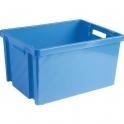 Bac bleu multi-usage - 30 L - Novap