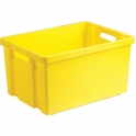 Bac jaune multi-usage - 30 L - Novap
