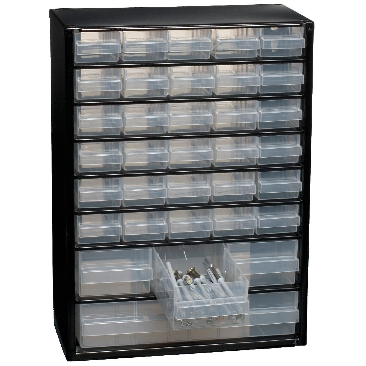 Casier métallique 34 tiroirs RAACO