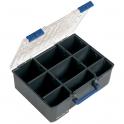 Coffret plastique 9 rangements - RAACO