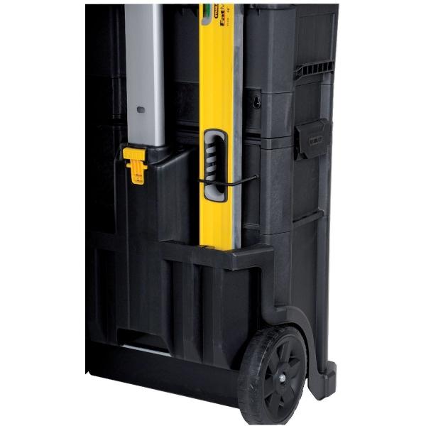 servante de chantier 2 en 1 modulo stanley cazabox. Black Bedroom Furniture Sets. Home Design Ideas