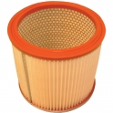 Filtre cartouche - Aspirateur de cendres - Sélection Cazabox