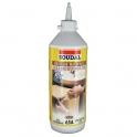Colle vinylique résistance à l'eau - 750 ml - 65A - Soudal