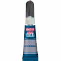 Colle Super Glue 3 - 3 g Universal - Loctite