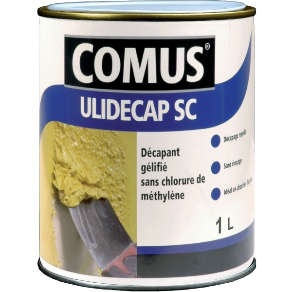 d capant en gel pour peinture 1 l ulidecap sc comus cazabox. Black Bedroom Furniture Sets. Home Design Ideas