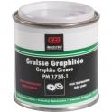 Graisse graphitée - 200 g - Geb