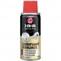 Lubrifiant serrure 3 en 1 - 100 ml - WD 40