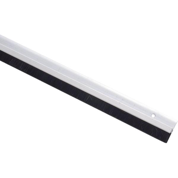 Plinthe avec brosse hauteur 30 mm bas de porte - Porte interieur epaisseur 30 mm ...
