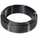 Tuyau PE noir 100 m - Ø 20 mm - non alimentaire - Cap Vert