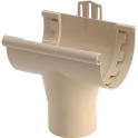 Naissance à coller sable - diamètre 25 mm - Girpi
