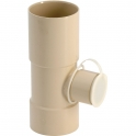Collecteur eau de pluie sable - diamètre 80 mm - Girpi