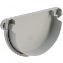 Fond gris - diamètre 25 mm - Girpi