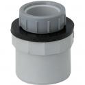 Connecteur de cuve gris diamètre 25 mm - Girpi