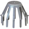 Crapaudine - Diamètre 80 mm - Girpi