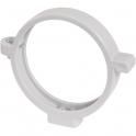 Collier de descente gris - diamètre 80 mm - Girpi