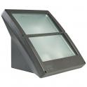 Projecteur à douille E27 - 100 W - Extro Gris Graphite - Gewiss