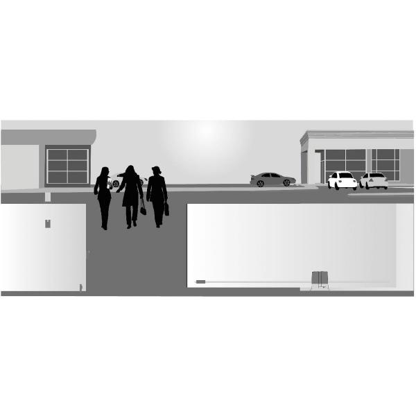 automatisme de portail coulissant bull624 beninca cazabox. Black Bedroom Furniture Sets. Home Design Ideas