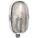 Hublot ovale en métal et verre - 75 W - Legrand