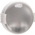Hublot rond avec couronne de finition clipsable - Koro - Legrand