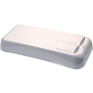 couvercle de r servoir r servoir ap 128 double d bit geberit cazabox. Black Bedroom Furniture Sets. Home Design Ideas