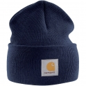 Bonnet bleu - Watch Hat - Carhartt