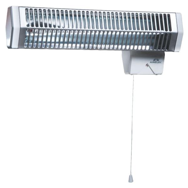 radiateur solaris 2 infrarouge 600 w airelec cazabox. Black Bedroom Furniture Sets. Home Design Ideas