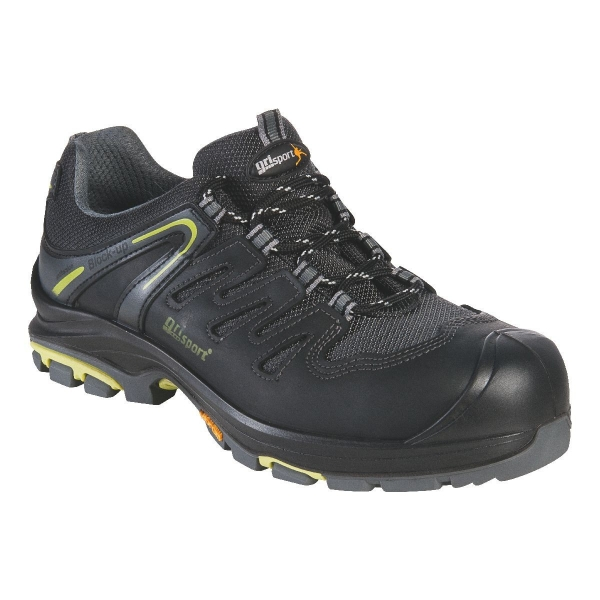 chaussure de s curit basse noire hiker 39 pointure. Black Bedroom Furniture Sets. Home Design Ideas
