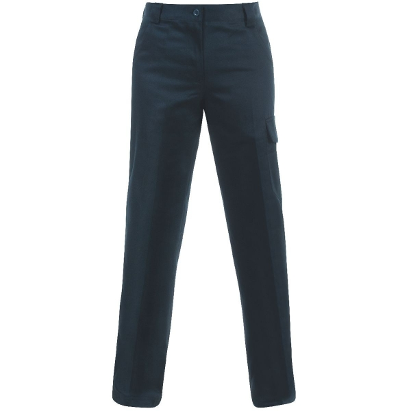 pantalon femme bleu multipoches redhawk taille 38 dickies cazabox. Black Bedroom Furniture Sets. Home Design Ideas