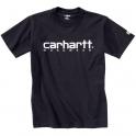 T-Shirt noir manches courtes - Carhartt