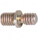 Raccord acier réduit à souder - Mâle M7 x 150 - Mâle M8 - ING Fixation
