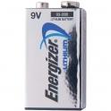 Pile lithium 9 V - 6LR61 - Ultimate Lithium - Energizer