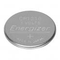 Pile bouton lithium 3V - CR1216 - Energizer