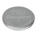 Pile bouton lithium 3V - CR1632 - Energizer