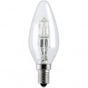 Ampoule halogène flamme E14 - Vendu par 2 - General electric