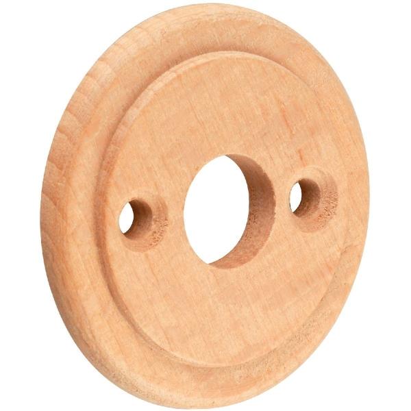 Rosace ronde bois brut d condamnation dubois ind cazabox - Rosace en bois sculpte ...