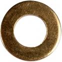 Bague laiton - Ø 12,5 mm - Pour paumelle 110 mm - Sélection Cazabox